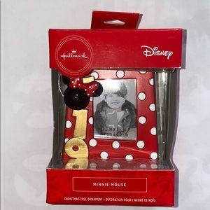 2019 Minnie ornament.
